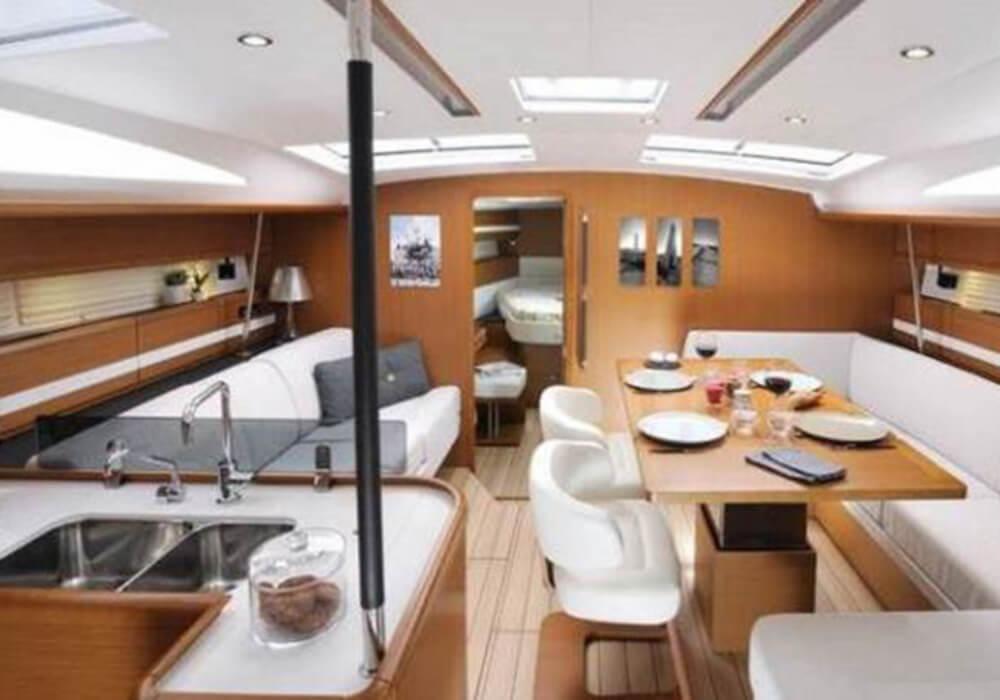 Jeanneau 53 (2013) - Yacht Charter Croatia