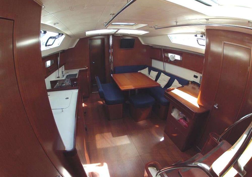 Beneteau Oceanis 46 (2011) - Yacht Charter Croatia