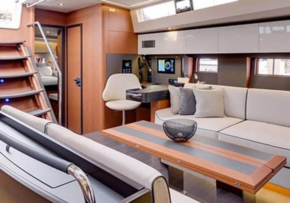 Beneteau Oceanis Yacht 62 (2018) - Yacht Charter Croatia