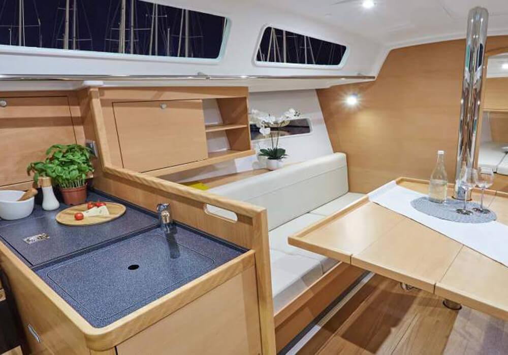 Jeanneau Sun Odyssey 319 (2018) - Yacht Charter Croatia