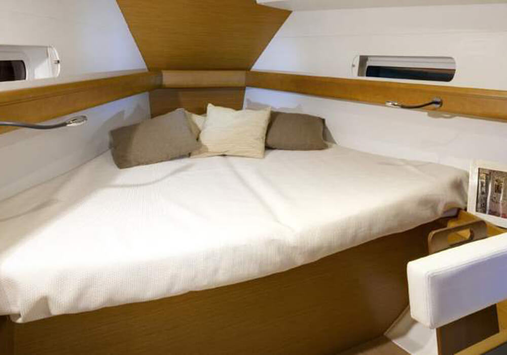 Jeanneau Sun Odyssey 419 (2018) - Yacht Charter Croatia