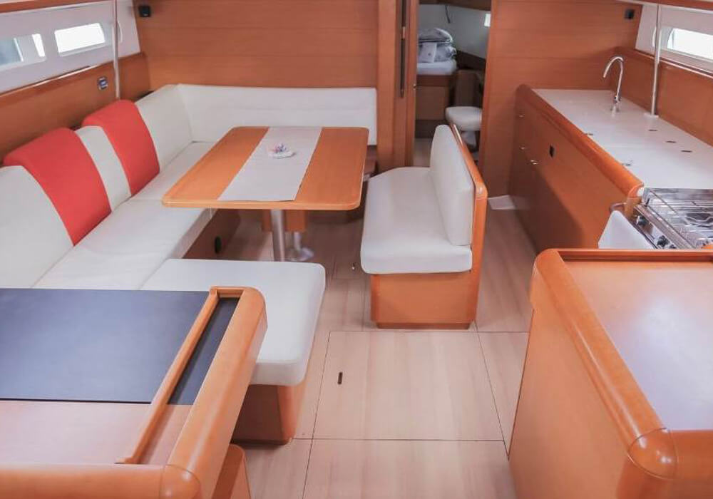 Jeanneau Sun Odyssey 509 (2014) - Yacht Charter Croatia