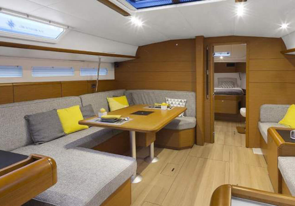 Jeanneau Sun Odyssey 519 (2018) - Yacht Charter Croatia