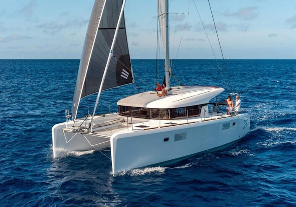 Lagoon 39 (2017) - Catamaran Charter Croatia