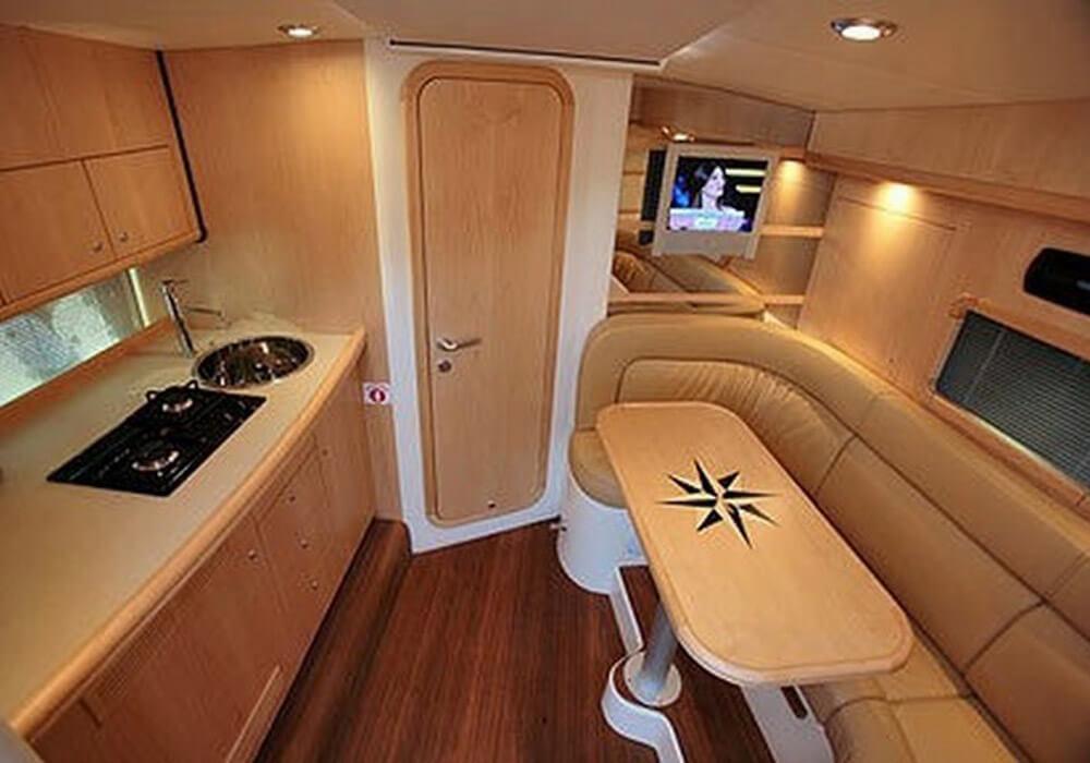 Airon Marine 345 (2008) - Motor Yacht Charter Croatia