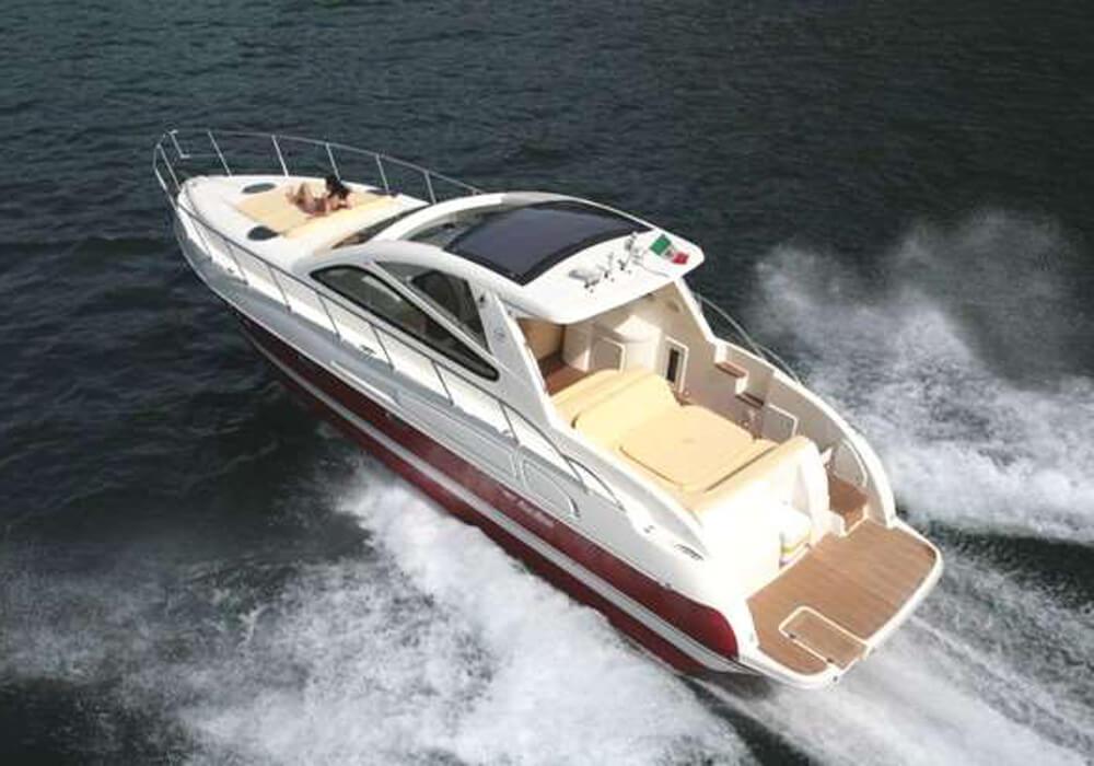 Airon Marine 4300 T-Top (2008) - Motor Yacht Charter Croatia