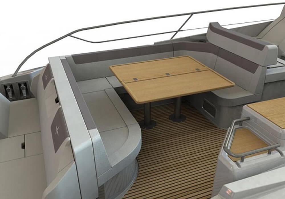 Bavaria 450 HT (2016) - Motor Yacht Charter Croatia