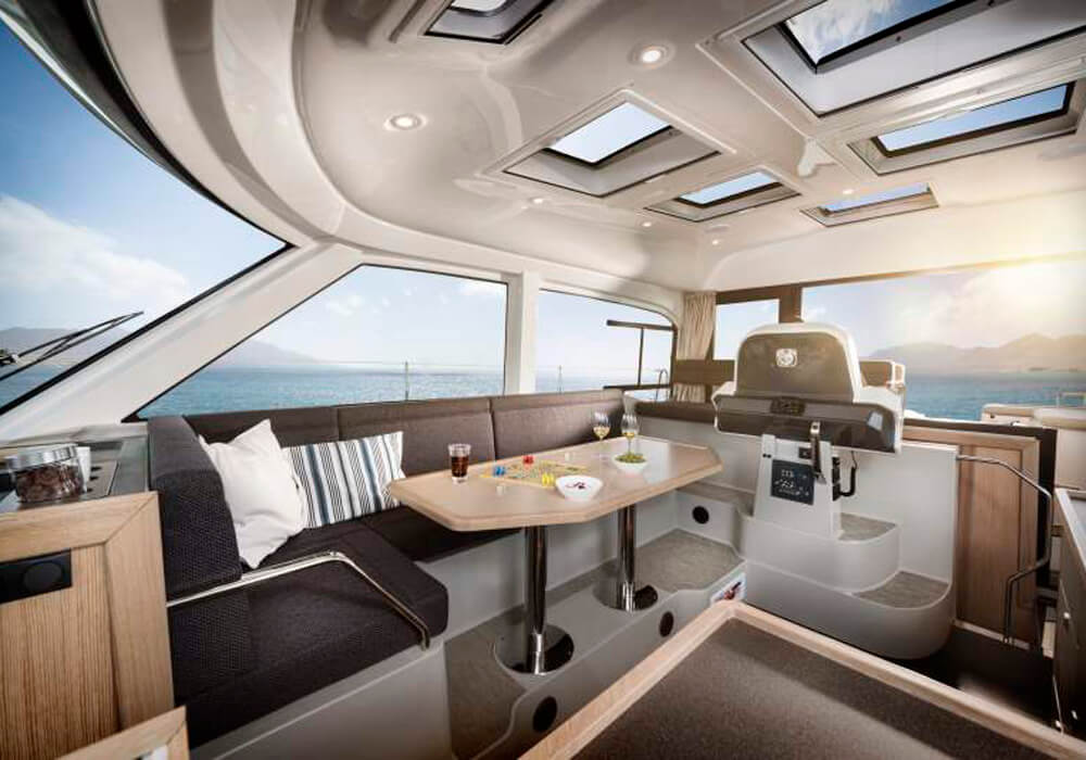 Motor Yacht Charter Croatia - Bavaria 40 Sedan (2017)