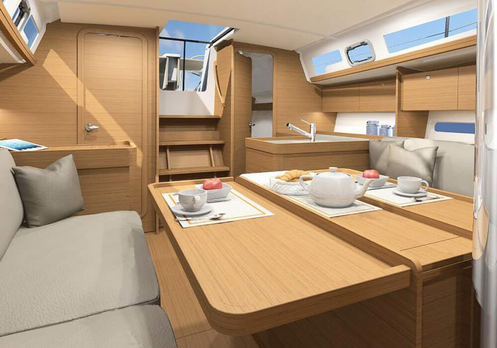 Dufour 360 Grand Large (2019) - Yacht Charter Croatia