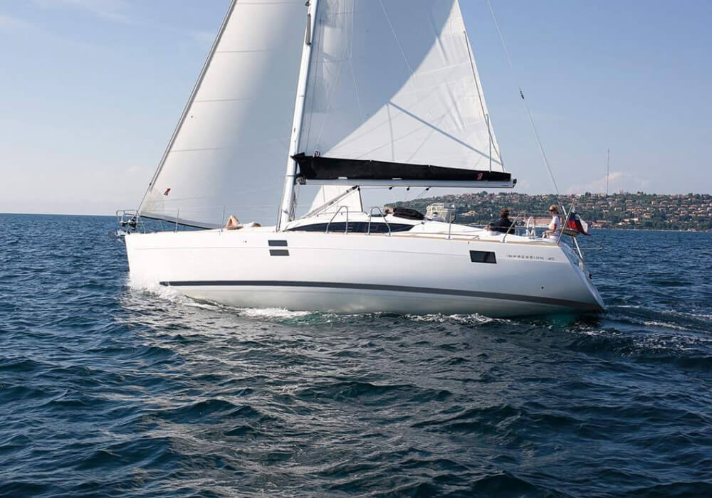 Elan 40 Impression (2017) - Yacht Charter Croatia