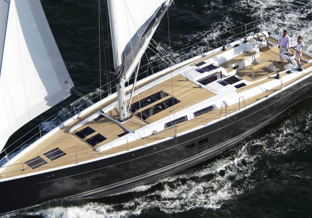 Hanse 575 (2017) - Yacht Charter Croatia