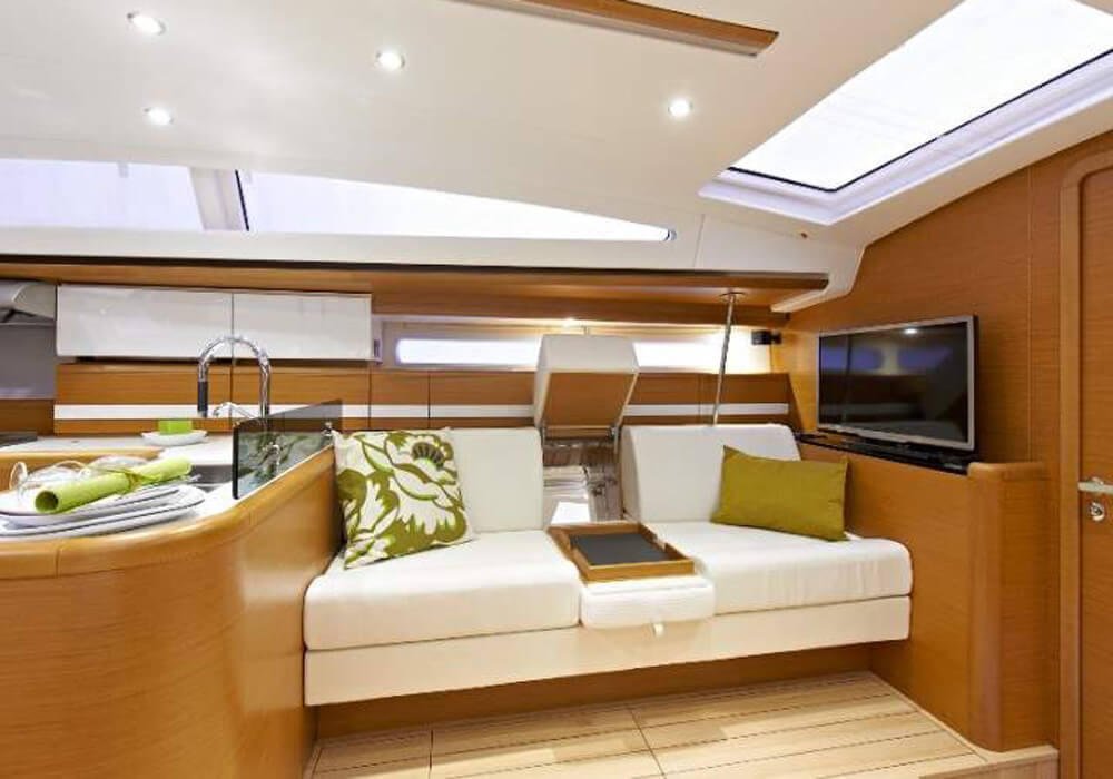 Jeanneau 57 (2015) - Yacht Charter Croatia