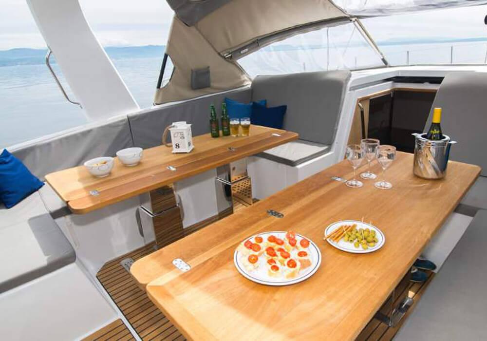 Jeanneau 64 (2016) - Yacht Charter Croatia