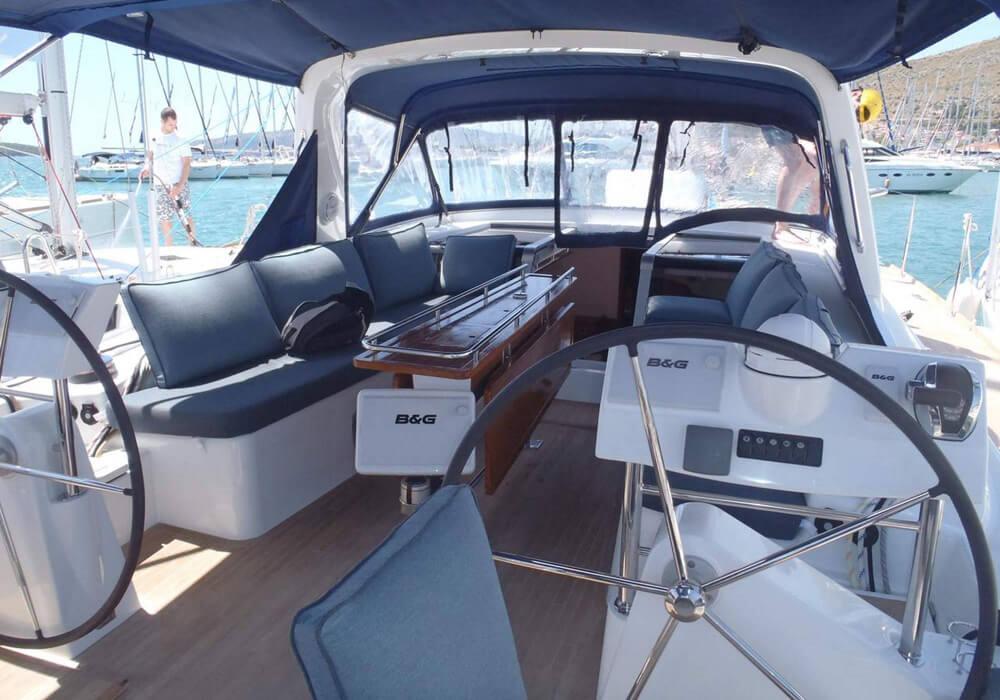 Beneteau Oceanis 60 (2015) - Yacht Charter Croatia