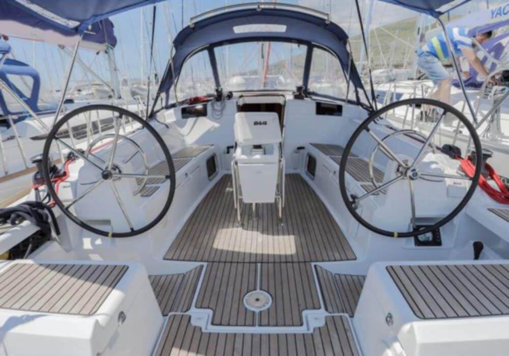 Jeanneau Sun Odyssey 449 (2017) - Yacht Charter Croatia